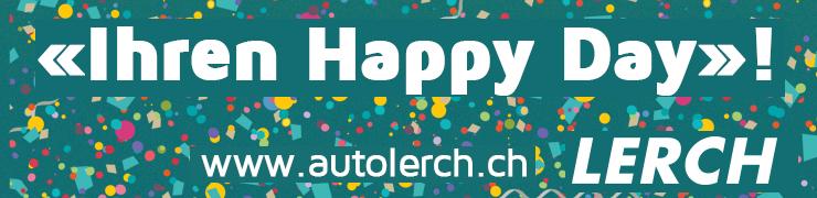 50 Jahre Lerch und 75 Jahre XXXLutz: Willkommen zu den Happy Days! - Autolerch AG Rothrist 3