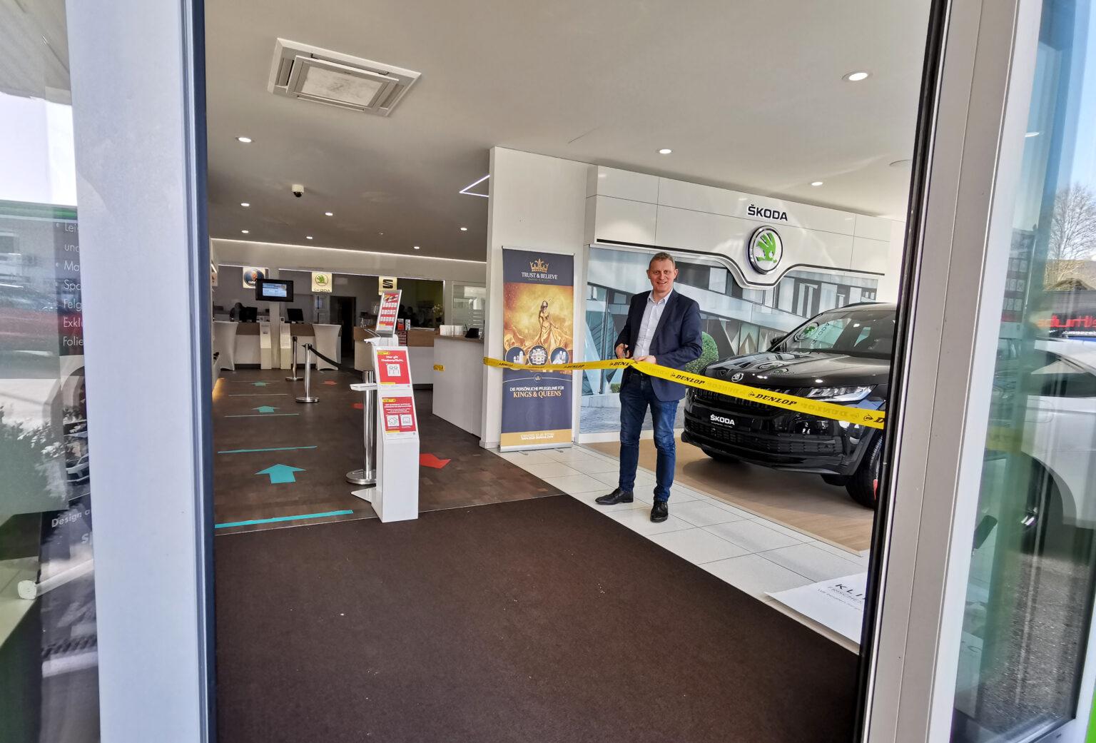 Showrooms und Waschanlagen: Bundesrat hebt Einschränkung auf - Autolerch AG Rothrist 1