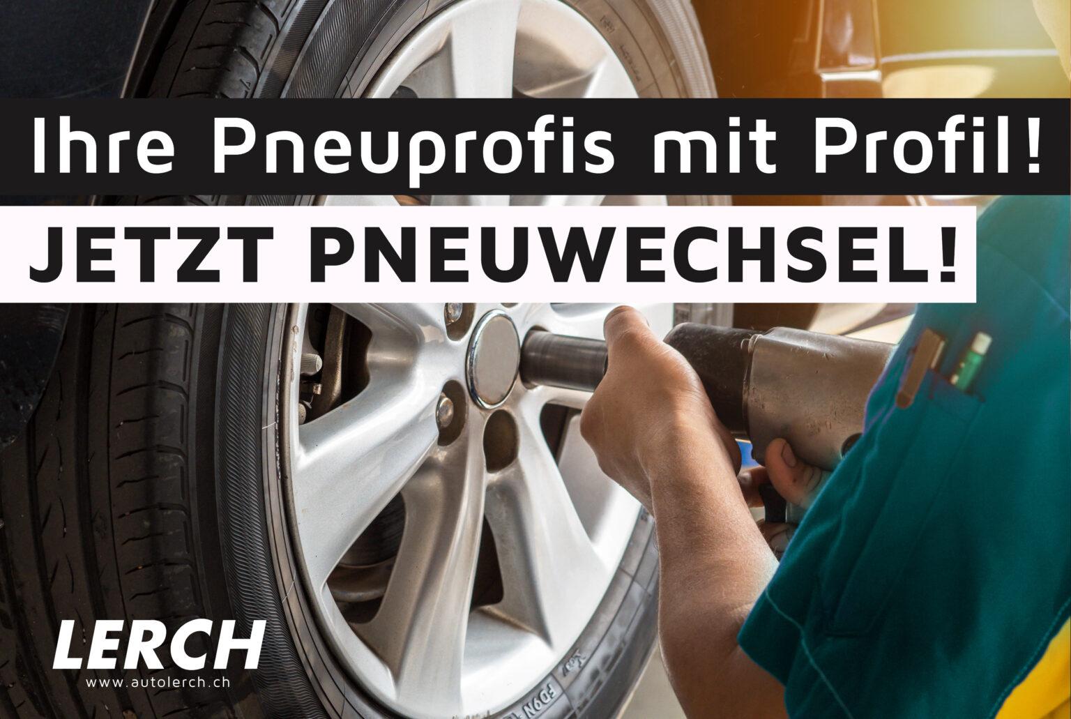 RADWECHSELTAGE - Autolerch AG Rothrist 1