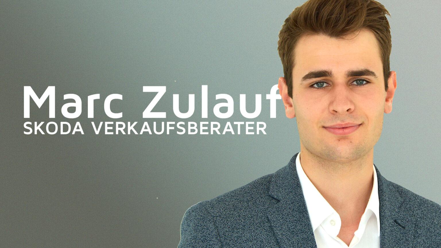 Neuer Skoda Verkaufsberater - Autolerch AG Rothrist 1