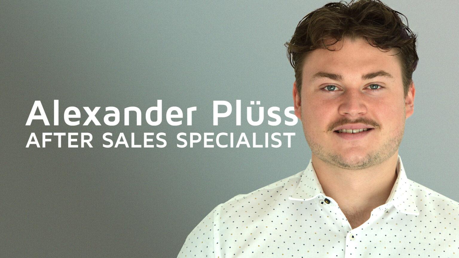 Neuer After Sales Specialist - Autolerch AG Rothrist
