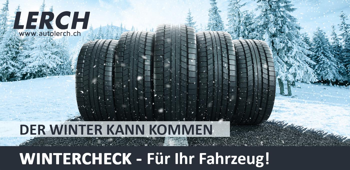 Winter-Check - Autolerch AG Rothrist